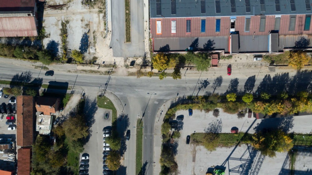 (FOTO) Počinju radovi na rekonstrukciji i proširenju ulice Džemala Bijedića