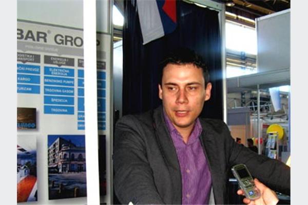 Goran Ignjatović, šef komercijale Bobar Autosemberije