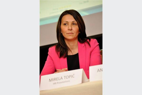 Mirela Topić iz kompanije HR Prosolutions