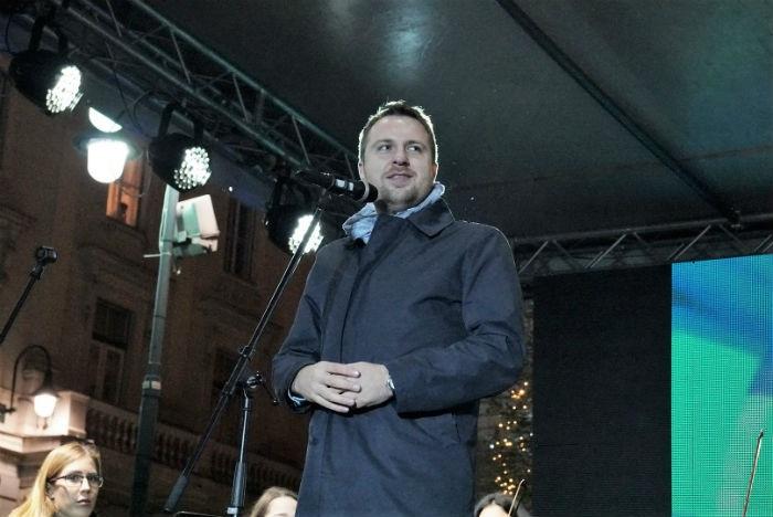 Novogodišnje slavlje u Sarajevu započelo nastupom mladih virtuoza