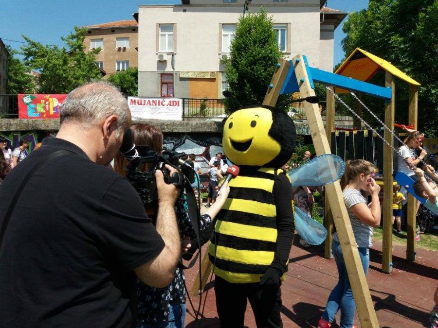 """Sarajevo-Osiguranje učestvovalo je u projektu """"Sarajevo ljubavi moja"""""""