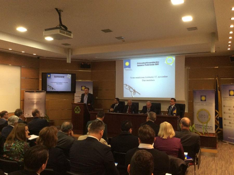 Metalna industrija i dalje jedan od vodećih izvoznih sektora u BiH