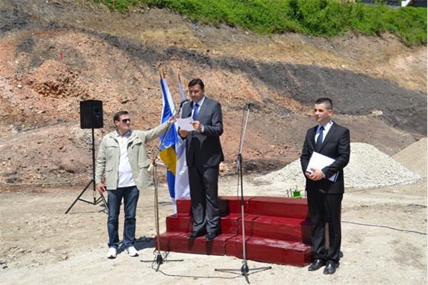 Ozvaničen početak radova na izgradnji zgrade Općine Kakanj