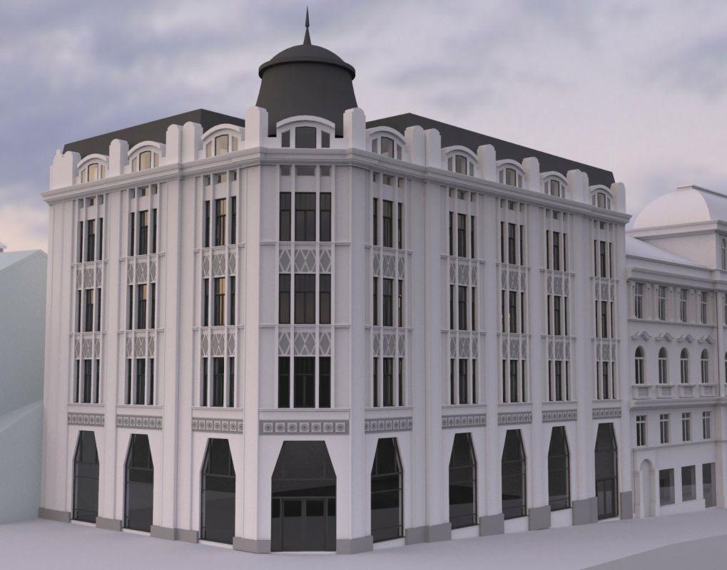 Pogledajte kako će izgledati sarajevski hotel Hilton pored Katedrale
