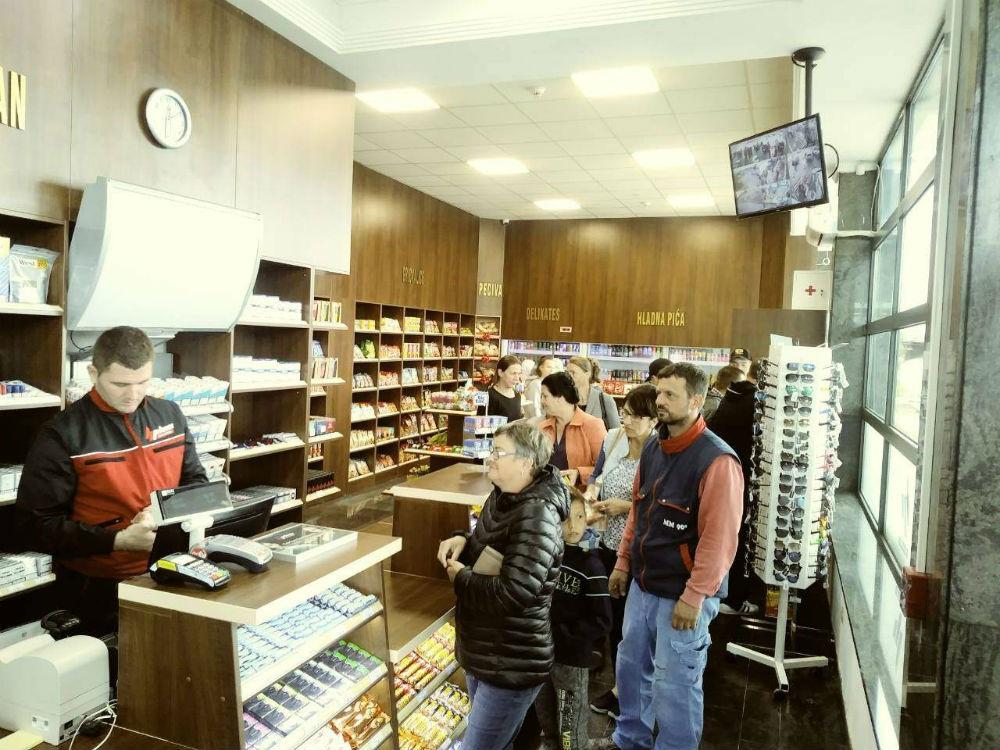 Hifa Petrol otvorila 31. maloprodajni objekat u Kozarcu