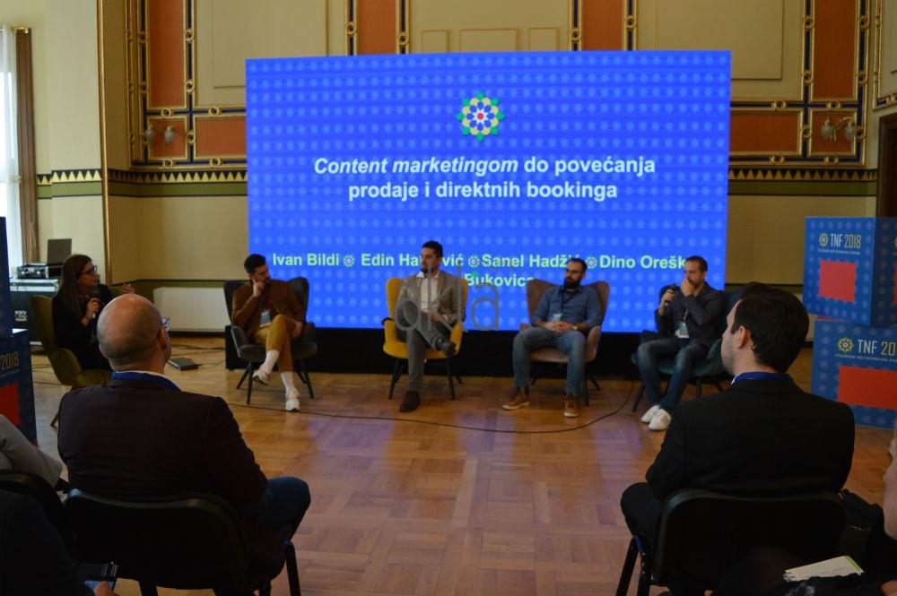 Prvi Tourism Networking Forum okupio turističke djelatnike BiH i regiona