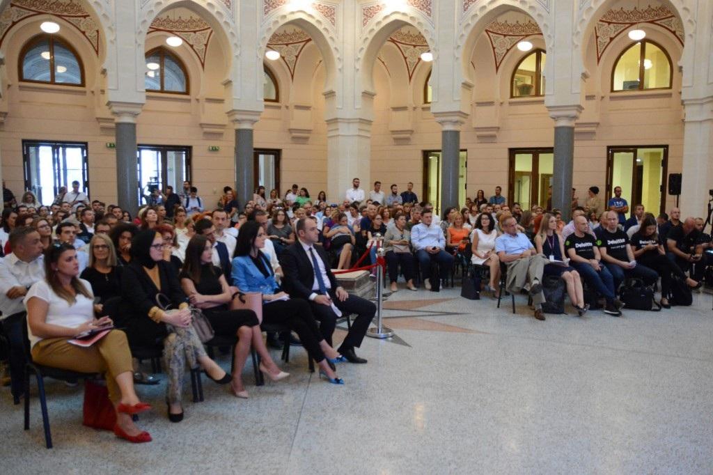 Predstavljena 23 projekta za Pametno Sarajevo