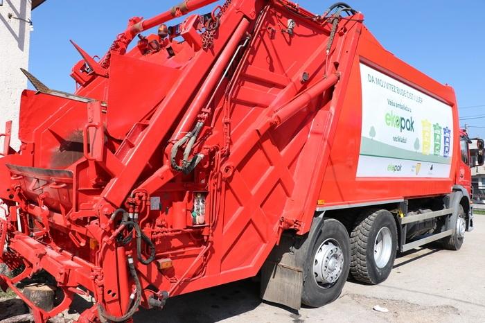 Općina Vitez predvodnik u zbrinjavanju otpada