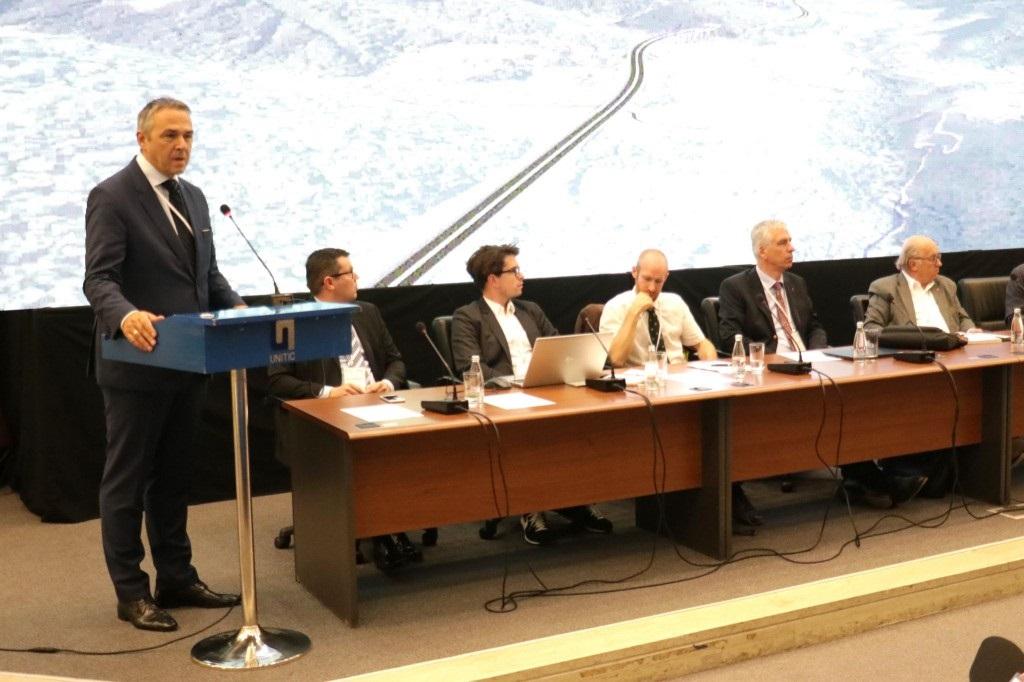 Započeo naučno-stručni skup o izazovima građenja tunela Prenj (Foto)