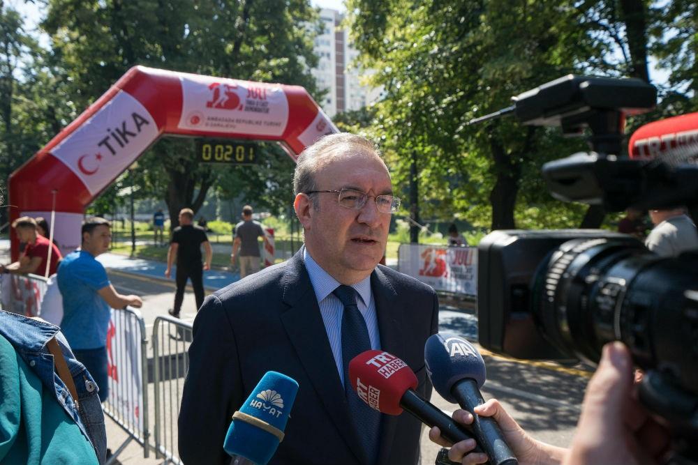 Stenli Kipruto i Olivera Jevtić pobjednici Trke za demokratiju - 15. juli
