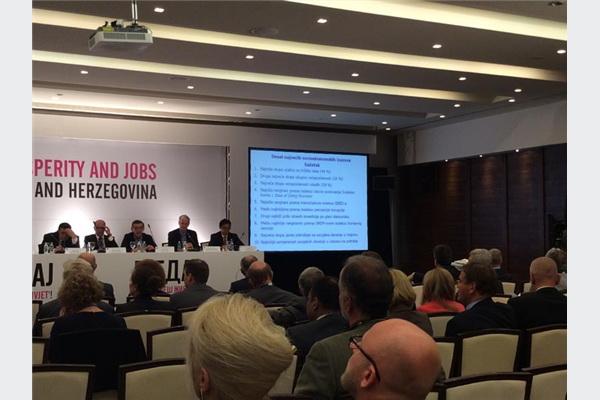 Poruka foruma: Za ekonomski oporavak potrebno hitno krenuti u reforme
