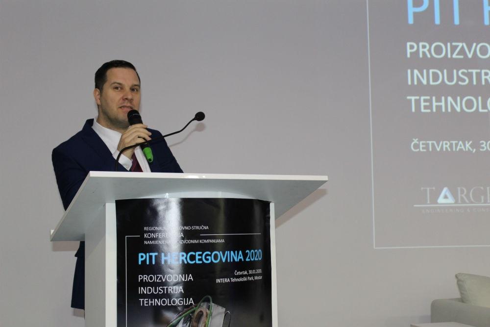 PIT HERCEGOVINA okupila stručnjake iz raznih proizvodnih oblasti