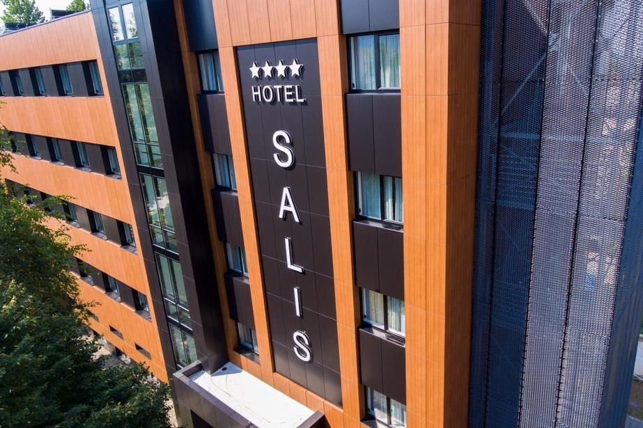 Hotel 'Salis' u Tuzli otvorio svoja vrata, spreman za doček gostiju