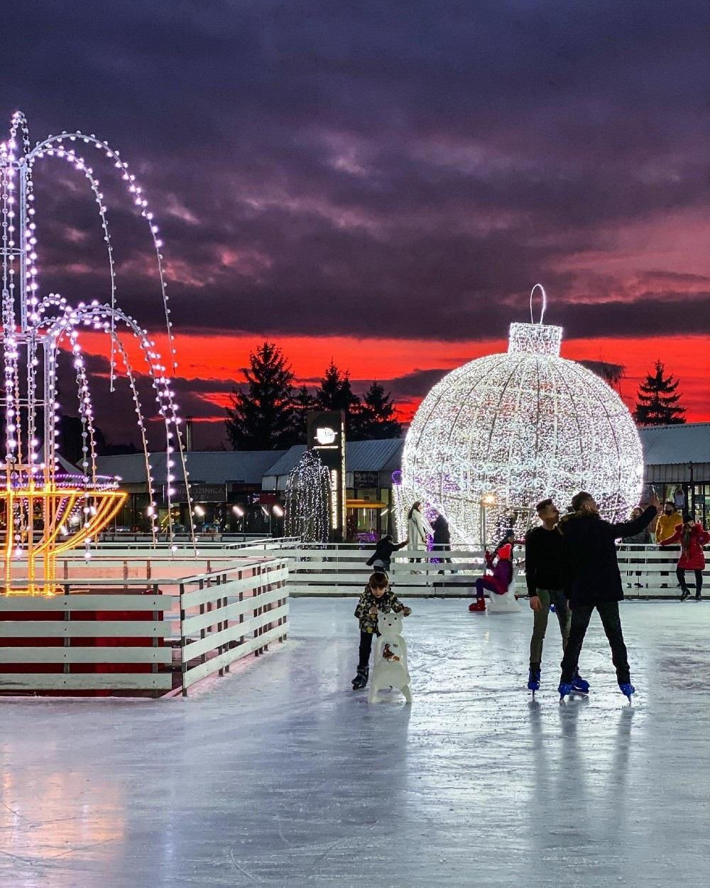 Uživanje u atraktivnom sadržaju 'Zimske čarolije na Skenderiji' produženo do 15. februara