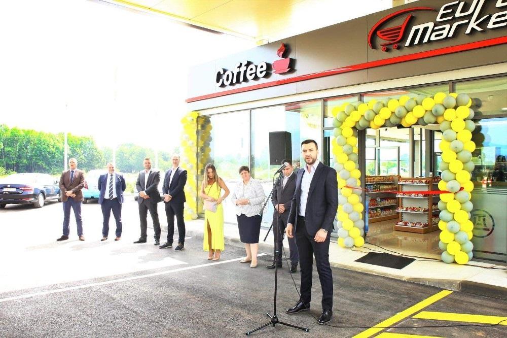 Hifa Oil – Euro Oil otvorila u Danilovgradu svoju 3. benzinsku pumpu