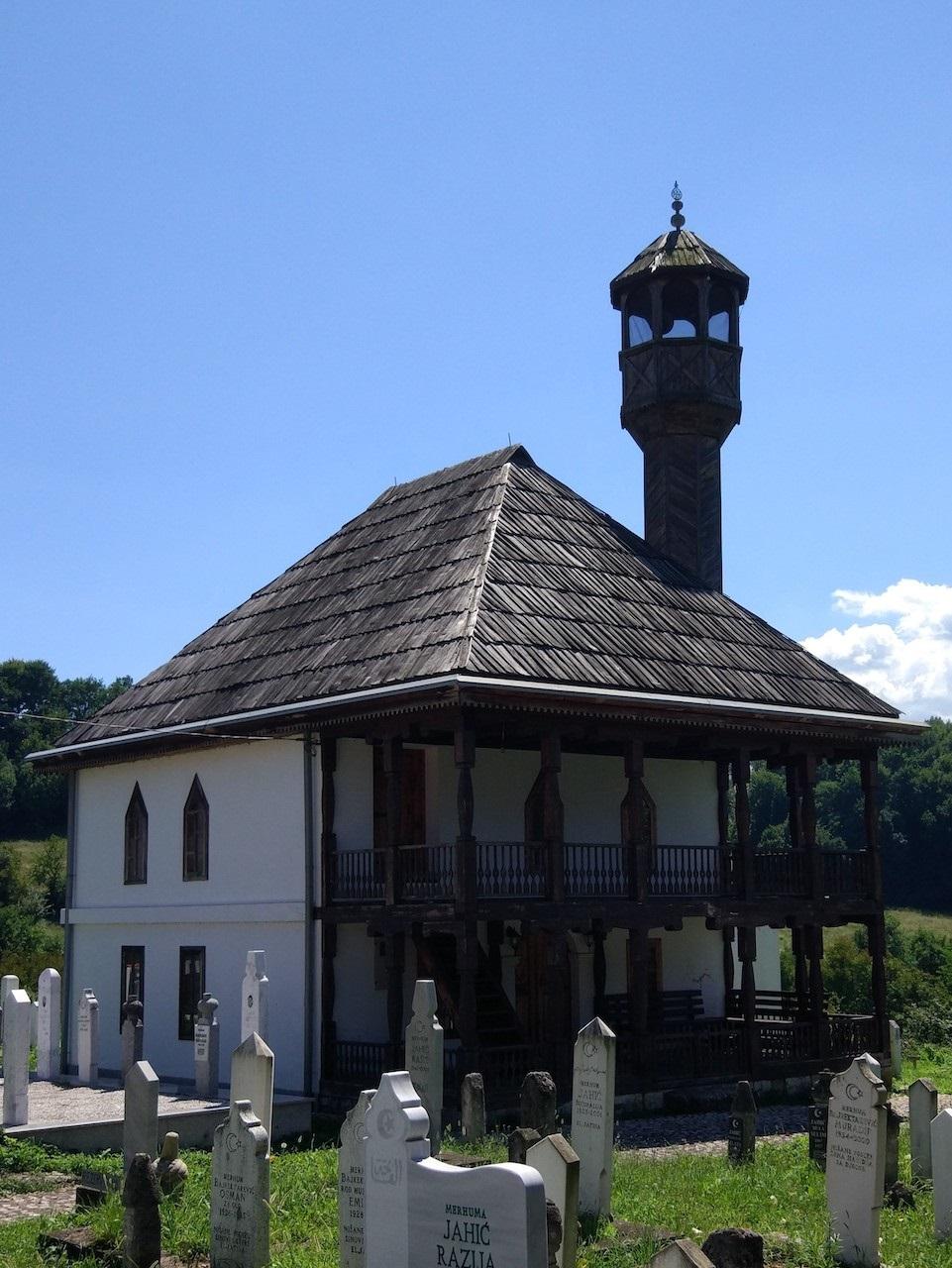 Džamija u Špionici