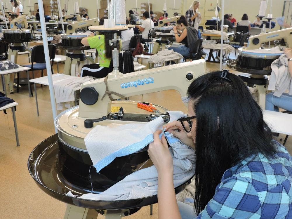 U Opštini Novi Grad otvoren tekstilni pogon: Posao za 70 radnika