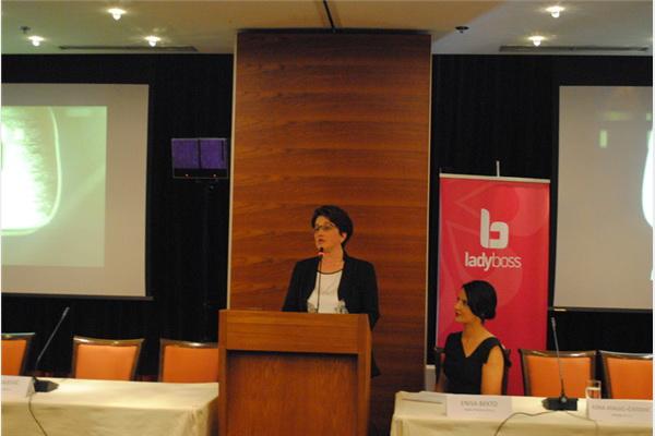 Aida Zupčević, predsjednica organizacije One