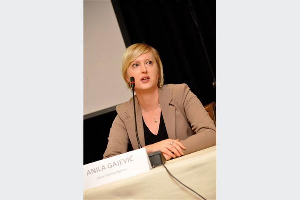 Anila Gajević iz kompanije Zona Casting