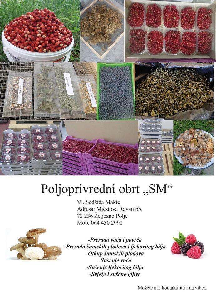 Poljoprivredni obrt SM