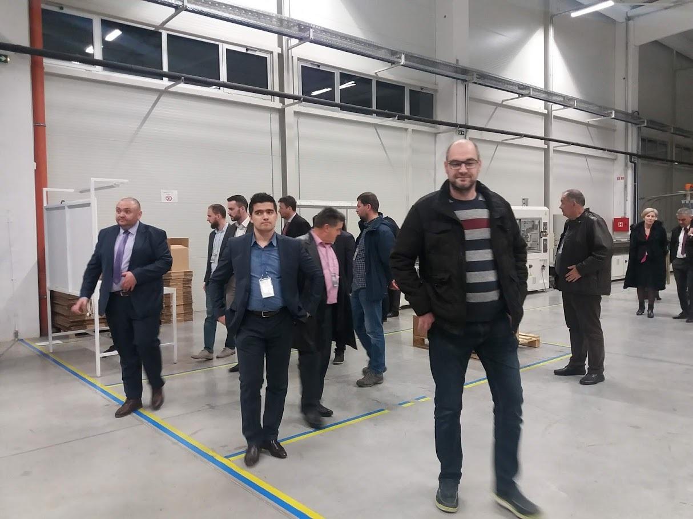 FOTO: Posjeta i obilazak industrijske zone Vitkovići
