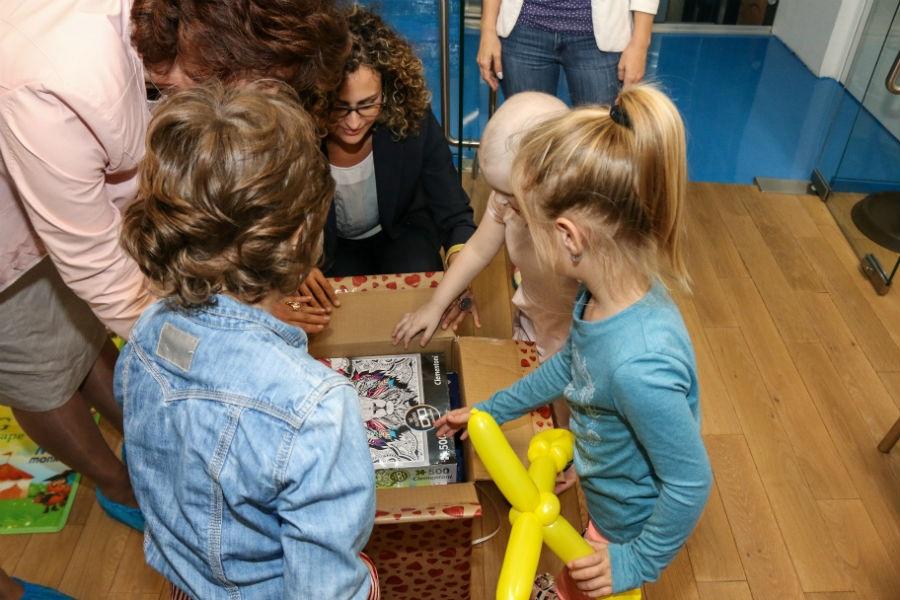 Volonterski klub Holdine i Energopetrola posjetio Roditeljsku kuću