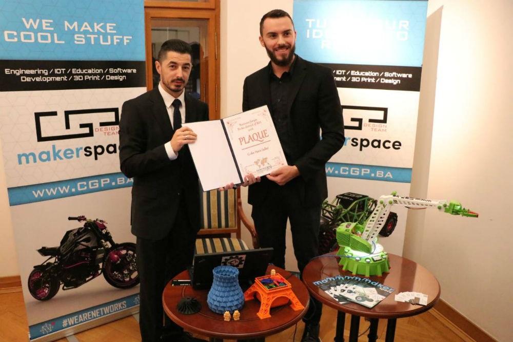 Prva robotska ruka proizvedena u BiH ide na tržište