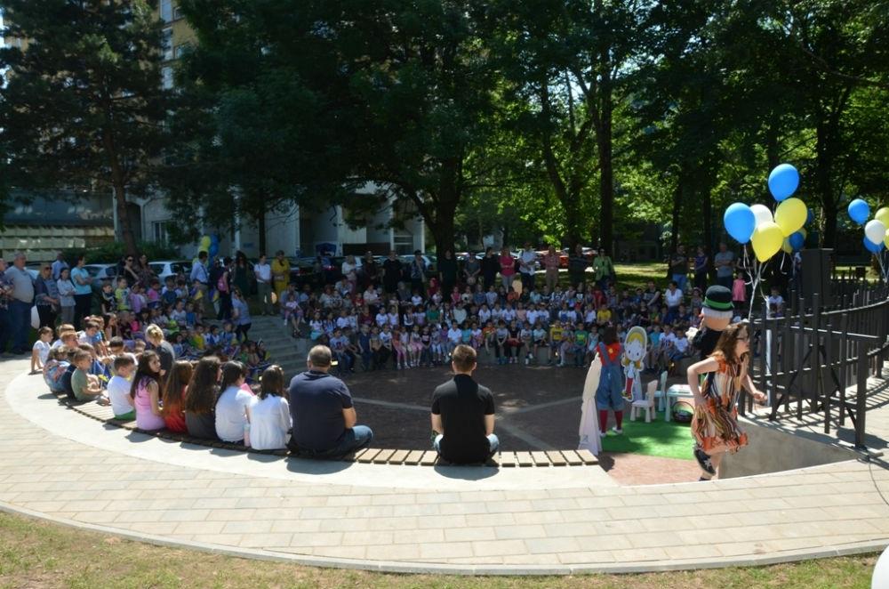 Mibral završio izgradnju tematskog parka za djecu