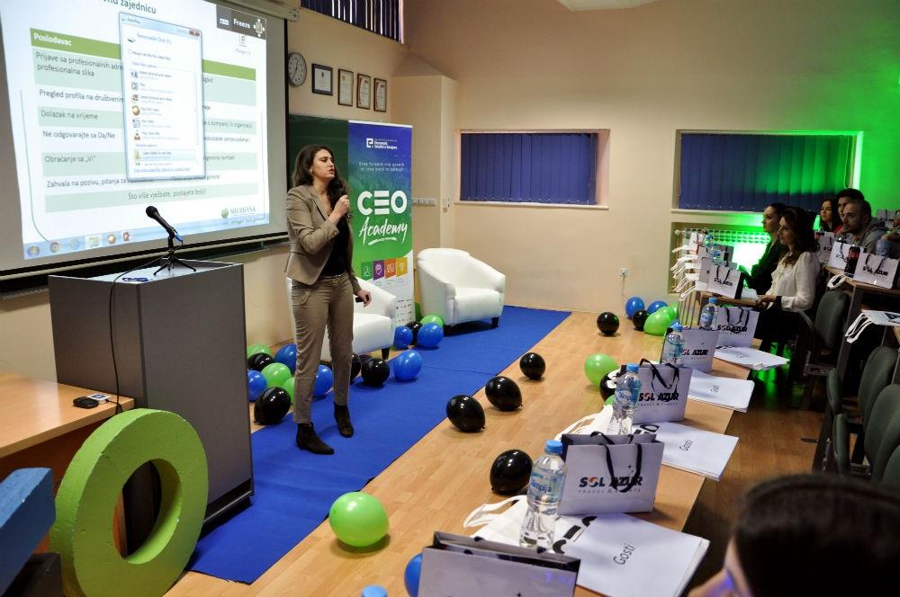 CEO Academy: Predstavnici kompanija proglasili najpoželjnijeg zaposlenika