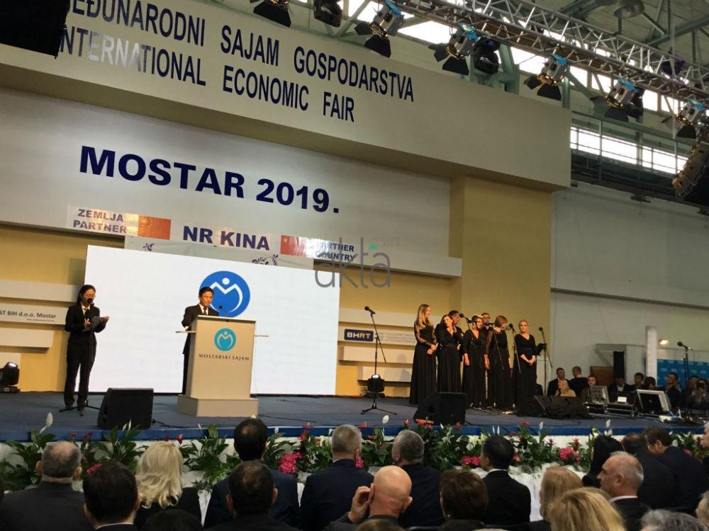 Otvoren Sajam privrede u Mostaru