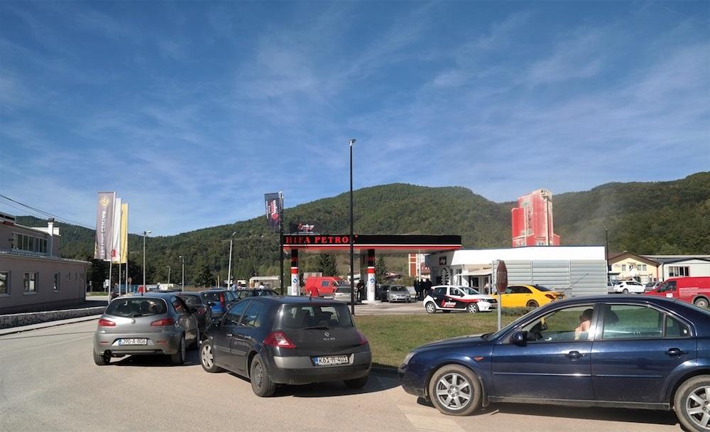 Otvorena 38. benzinska pumpa kompanije Hifa Petrol u Kreševu