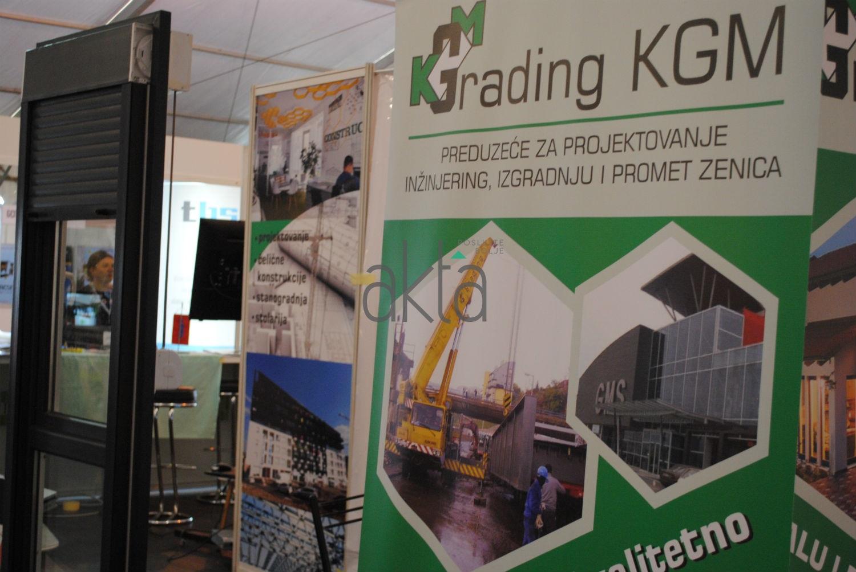 Zenički Grading KGM u Sarajevu će graditi stambeni kompleks od 30 mil. KM