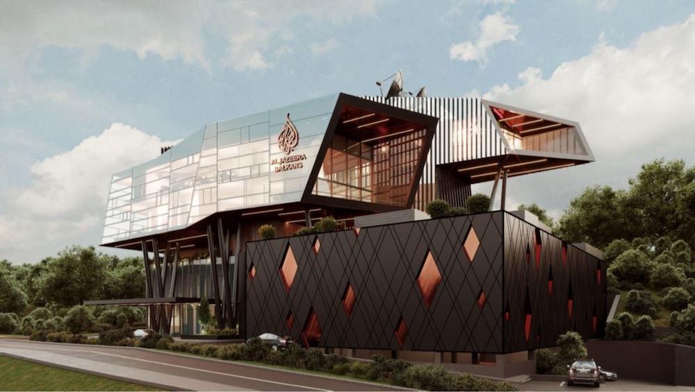 Gradnja nove zgrade Al Jazeera Balkans na Šipu mogla bi početi krajem proljeća