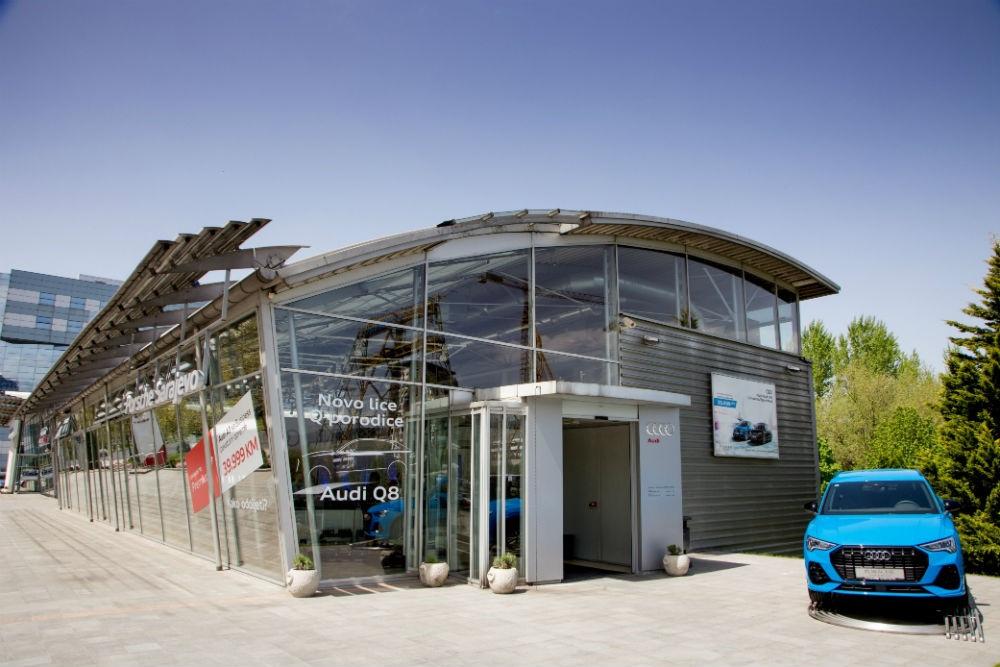 Novi Audi Q3 u Audi salonu Porsche Interauto Sarajevo