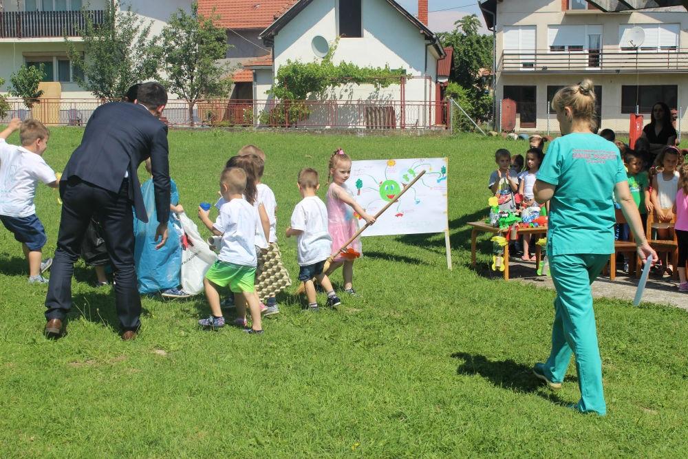 'Stvaramo zdrave navike' - Svjetski dan zaštite životne sredine