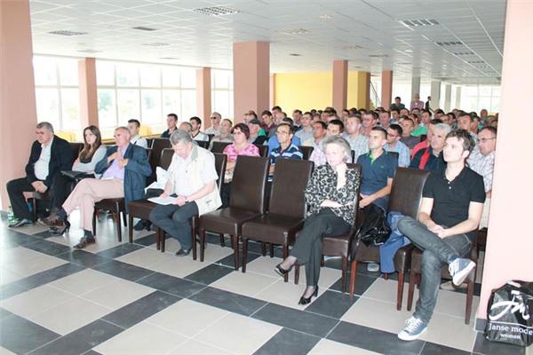 Održano stručno predavanje za sve farmere koji sarađuju sa firmom Madi