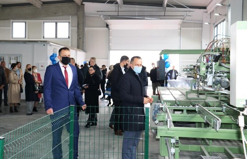 Prvi investitor u Poslovnoj zoni Sadnice u Banovićima otvorio proizvodni pogon