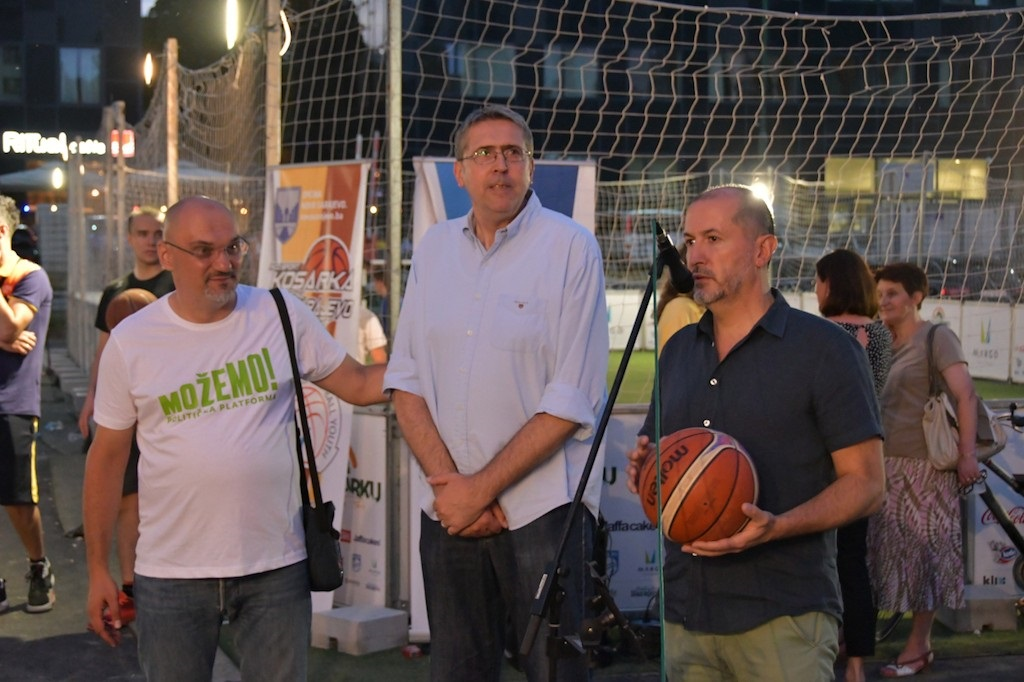 Obilježen početak rada sportskih terena u sklopu događaja 'Ljeto na Vilsu'