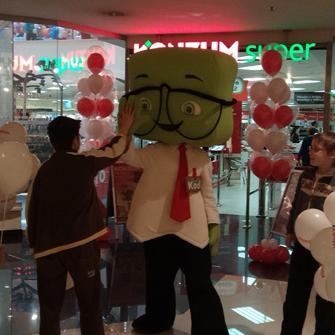 Super Konzum Mostar u Mepas Mall-u  proslavio 2. rođendan