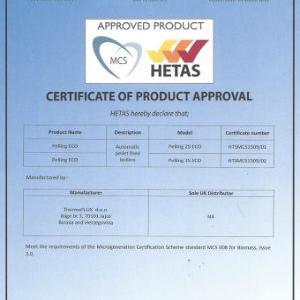 ThermoFLUX proizvodi i na listi MCS u Velikoj Britaniji