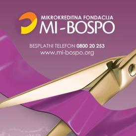 Mikrokreditna fondacija MI-BOSPO će u martu 2016. godine slaviti 20 godina uspješnog rada i postojanja, a u septembru 2015. godine povećava mrežu ureda na ukupno 25 širom Bosne i Hercegovine.