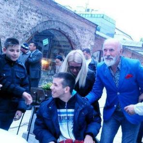 Turistički vodiči zahvalni Dini Merlinu na doprinosu turizmu Sarajevu