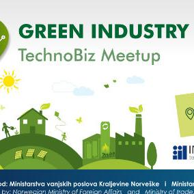 "TechnoBiz Meetup pod nazivom ""Green Industry Innovation"""