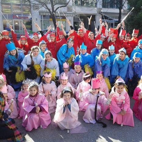 Mostarskim ulicama prošla karnevalska povorka