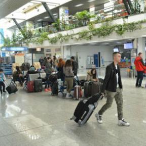 Proširenje pristanišne zgrade Terminala B predstavlja prioritetni strateški projekt za Međunarodni aerodrom Sarajevo.