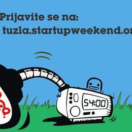 Startup Weekend u Tuzli od 31. maja do 2. juna