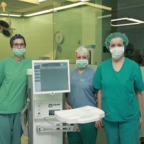 Kompanija Oktal Pharma d.o.o. uručila je Klinici za očne bolesti Univerzitetskog kliničkog centra u Sarajevu (UKCS) vrijednu donaciju zahvaljujući kojoj je olakšan rad medicinskom osoblju.