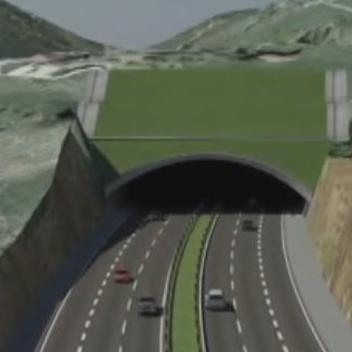 """Svečano probijanje tunela 'Karaula"""""""