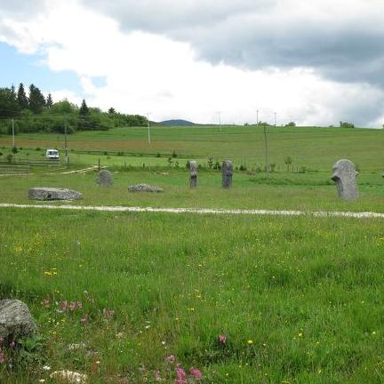 Uređenje srednjovjekovne nekropole Maculje kod Novog Travnika