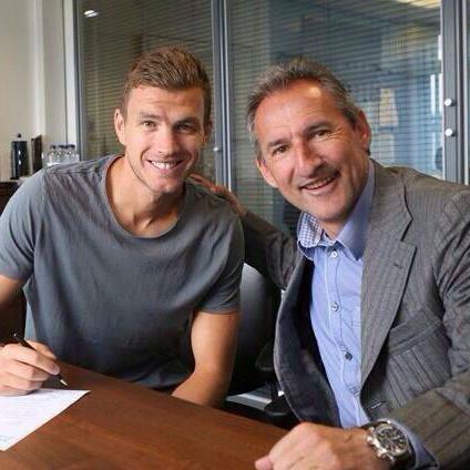 Edin Džeko produžio ugovor: Manchester City je moj drugi dom